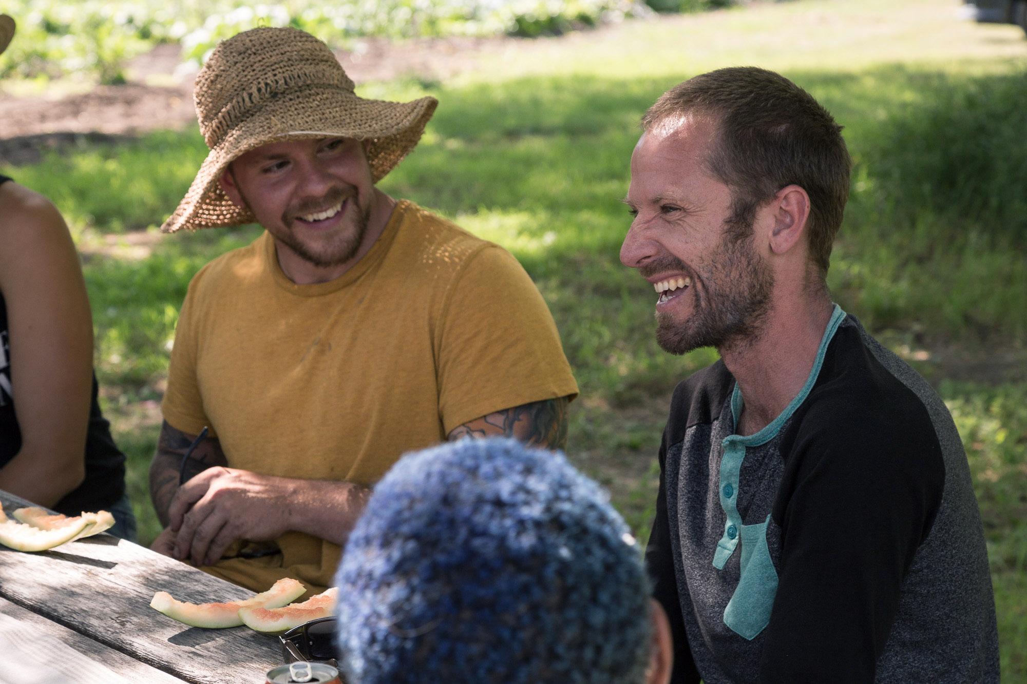 DUETS: Community Gardens
