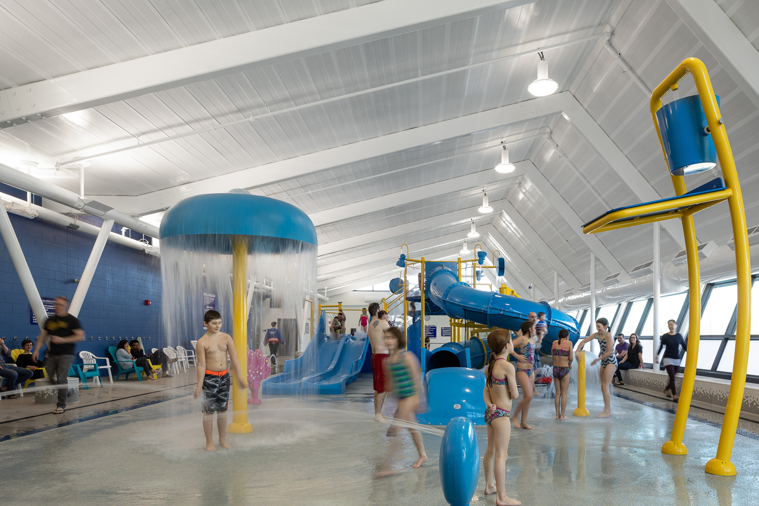 Seven Oaks Pool Splash Pad