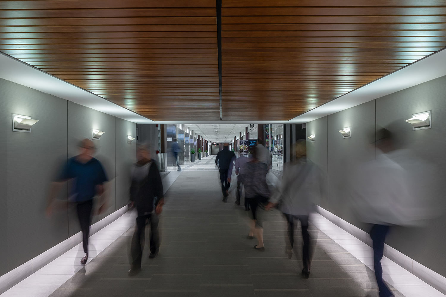 Richardson Centre Concourse