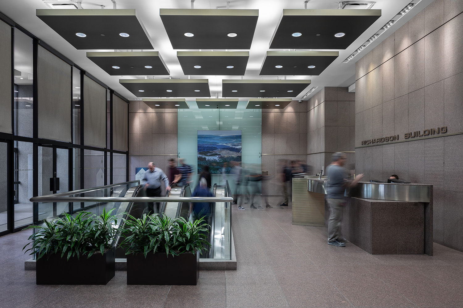 Richardson Building Lobby
