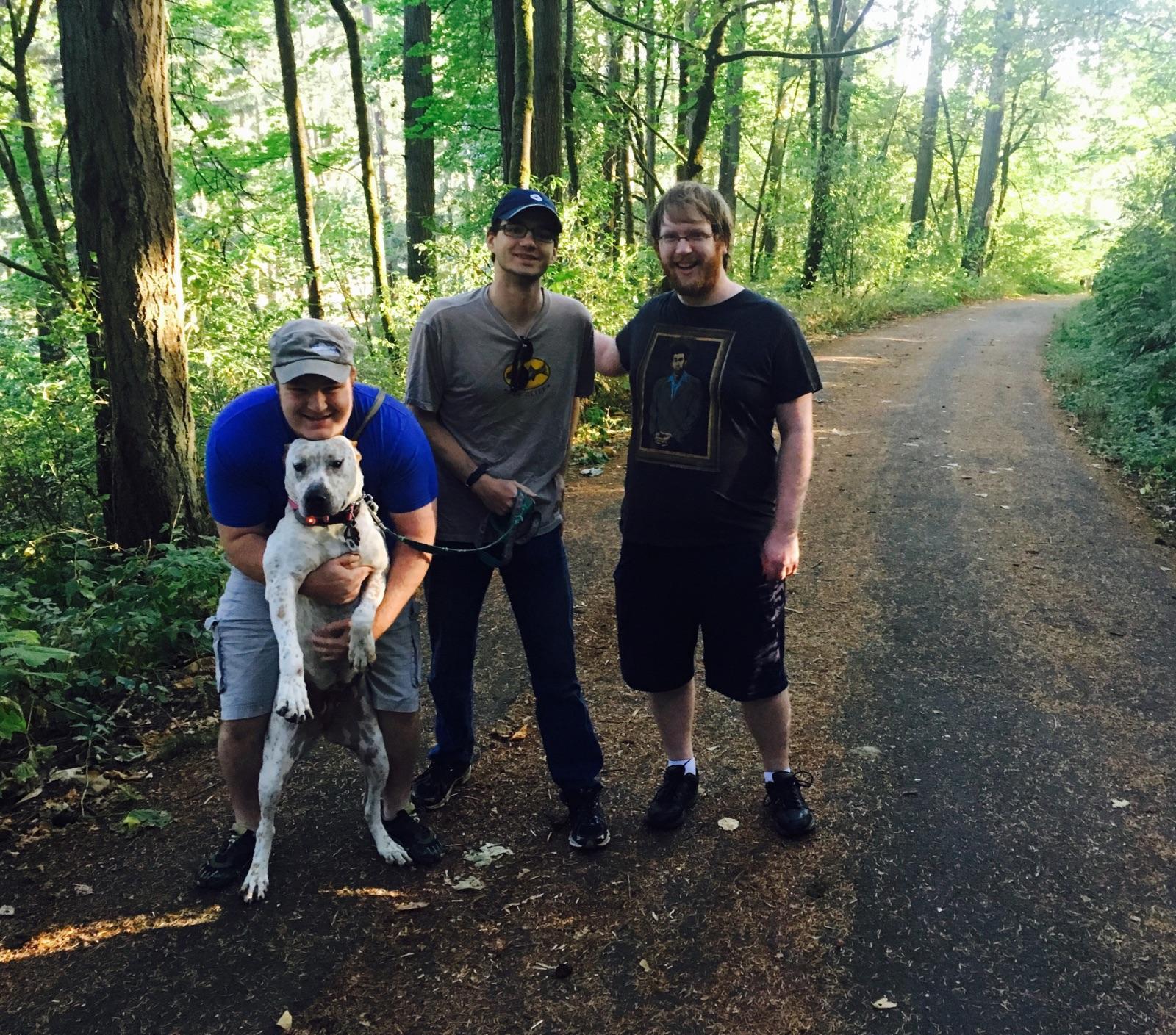 SLLEA students on a hike.jpg