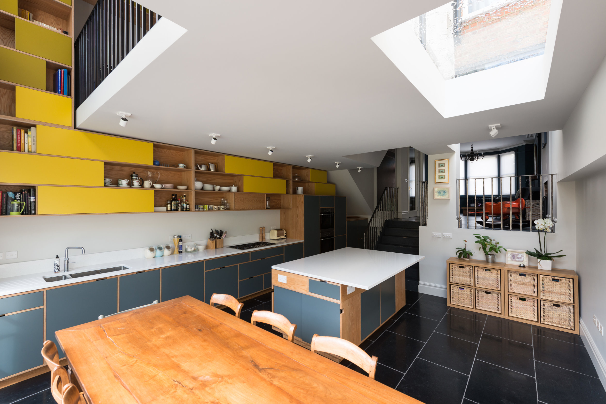 Mackeson Road Kitchen - MW Architects