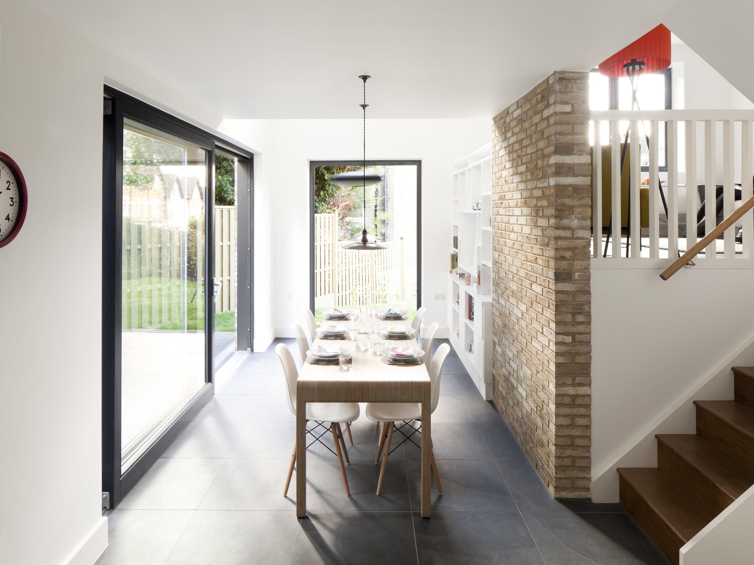 Essex Mews Eat - MW Architects