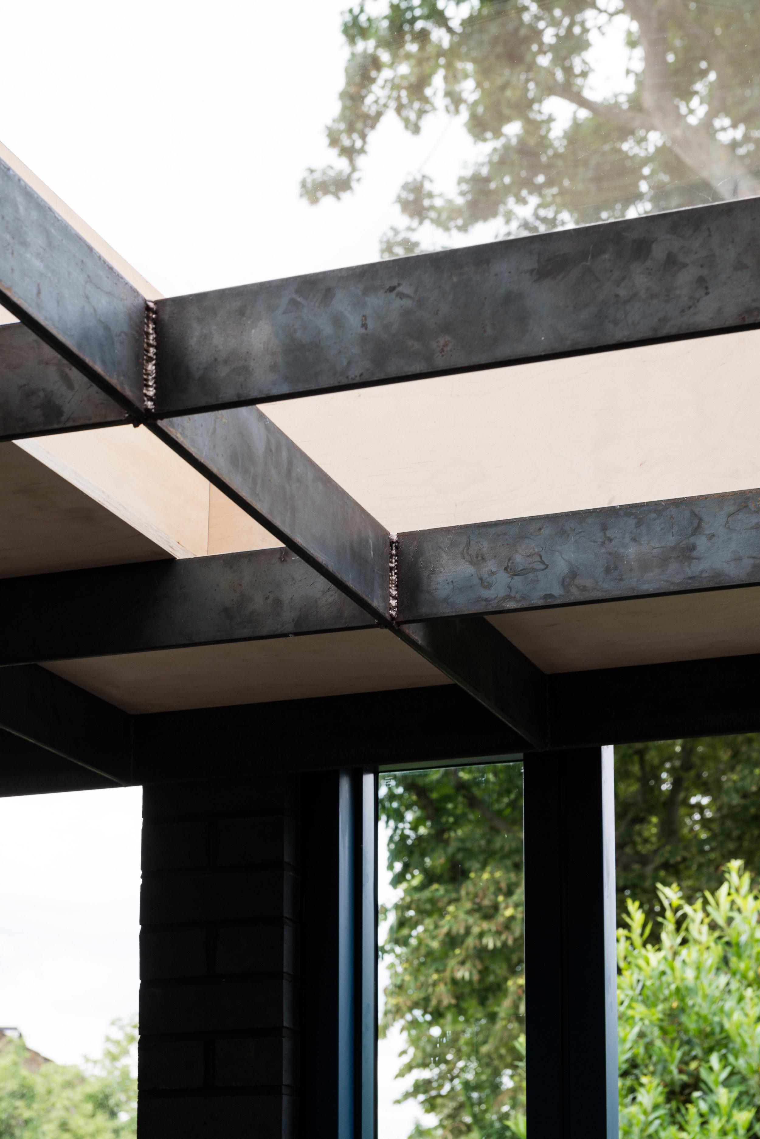 My House Metal - MW Architects