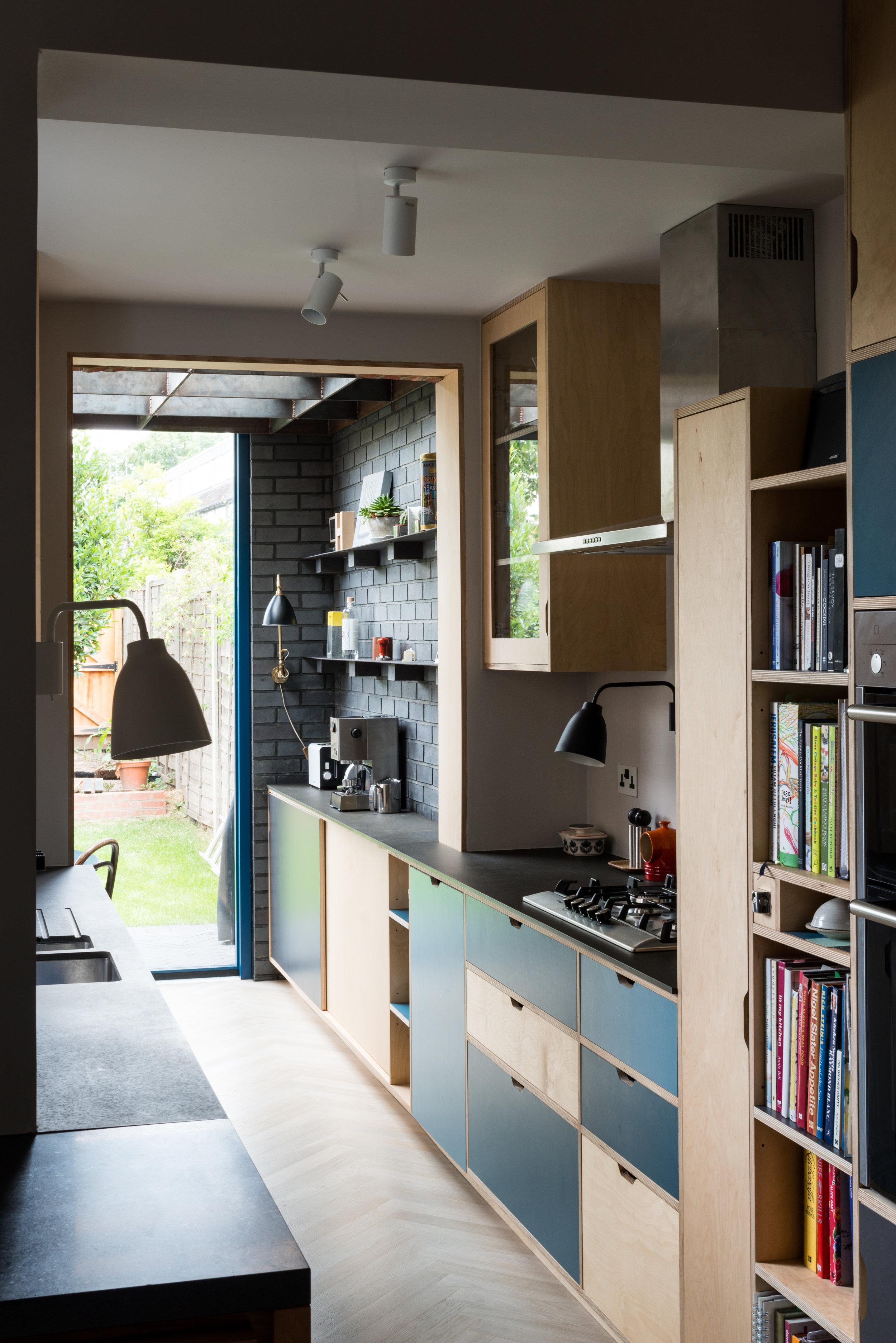 My House Kitchen - MW Architects