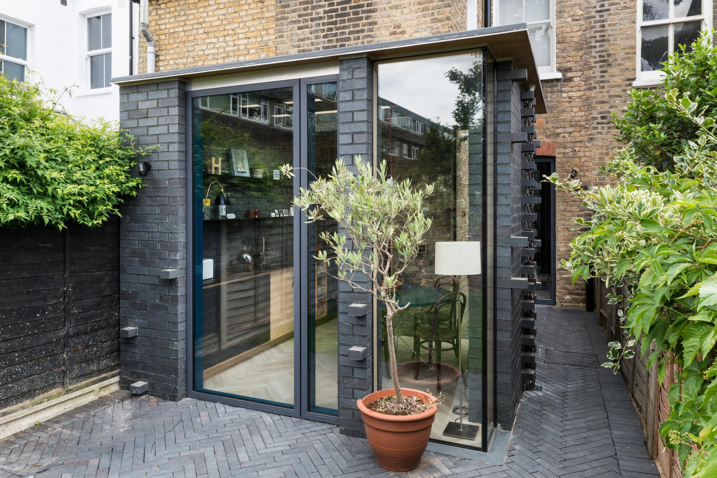 My House External - MW Architects