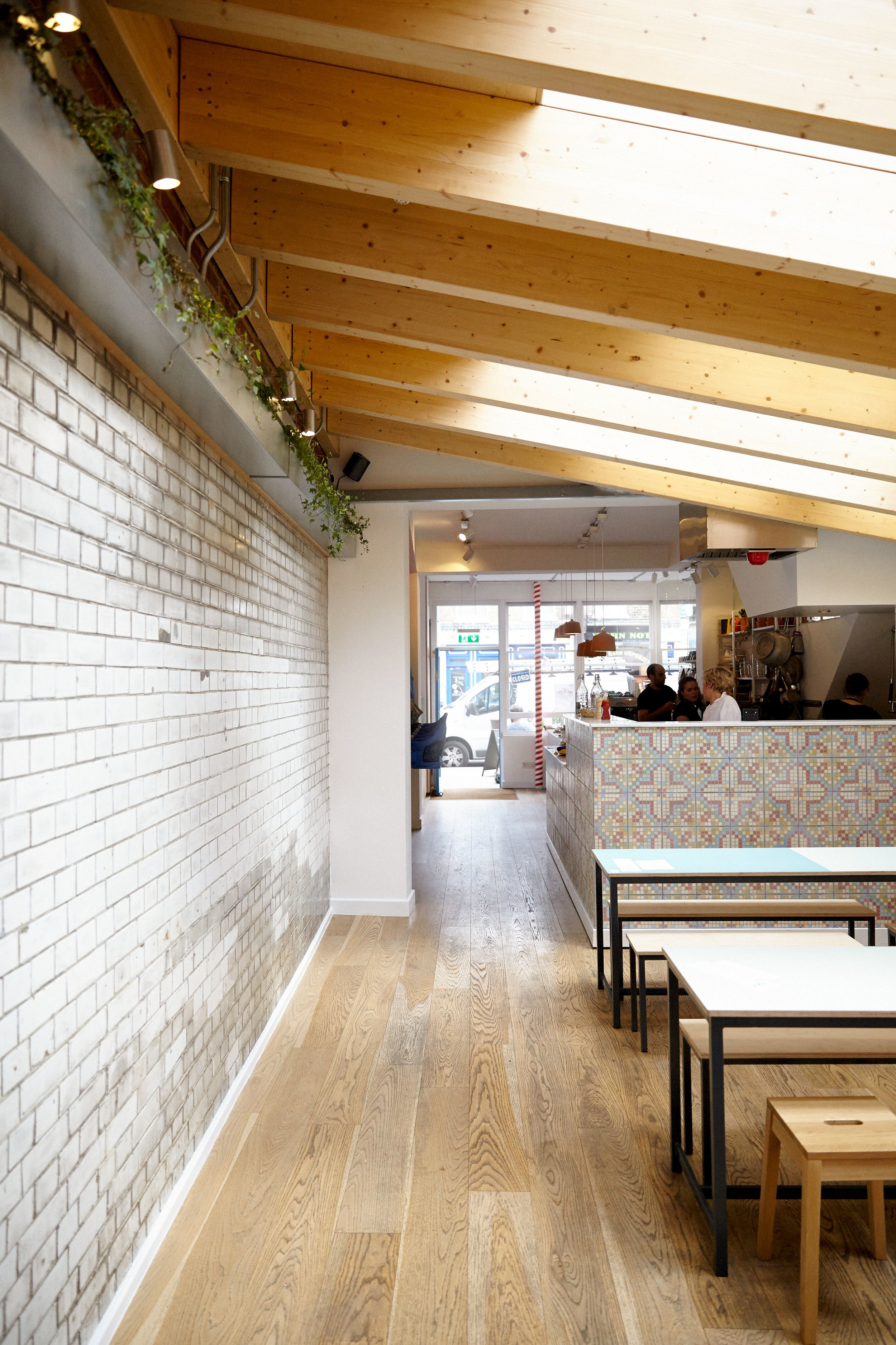 Trio Eat - MW Architects