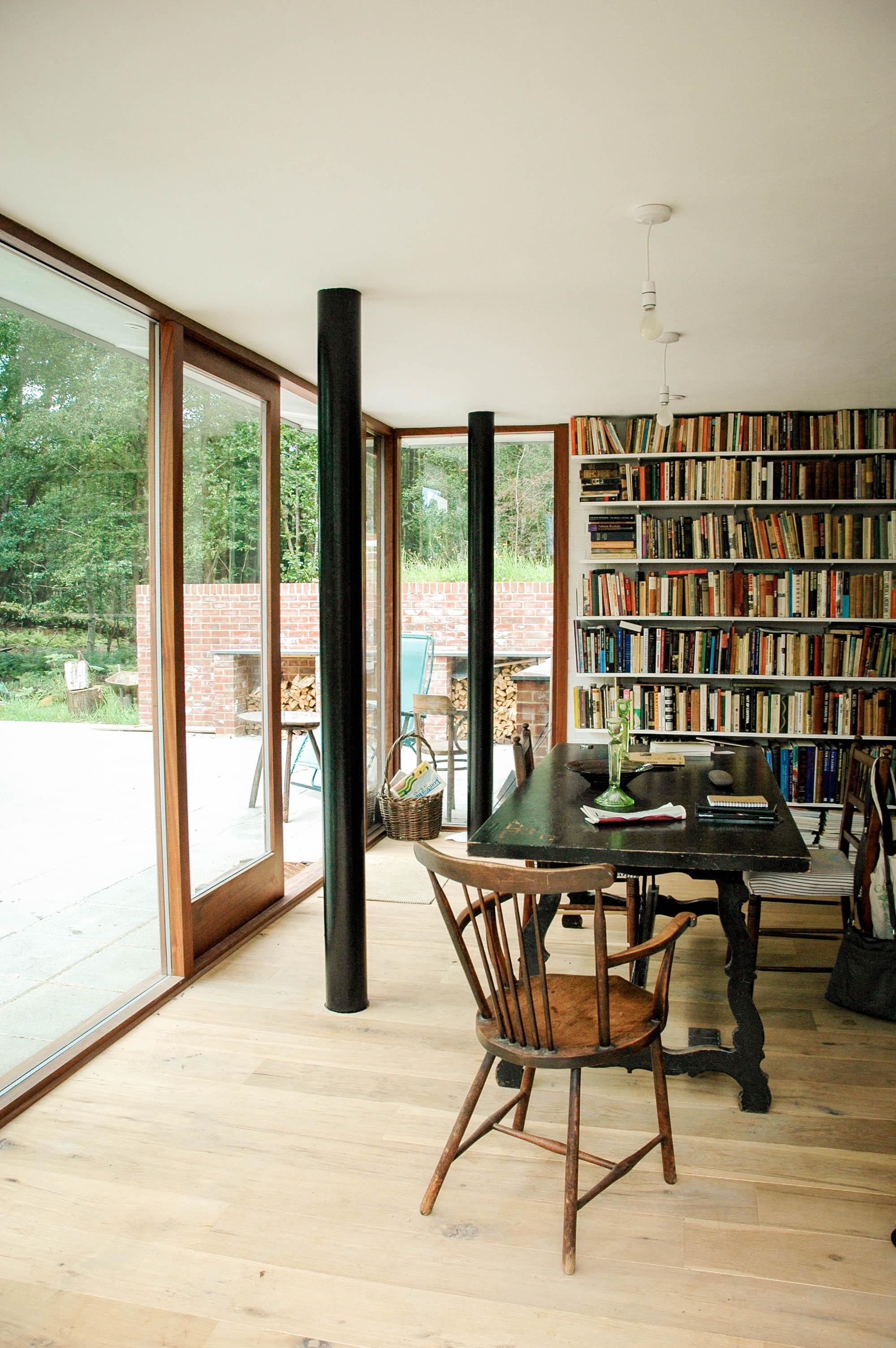 Rackham Library - MW Architects