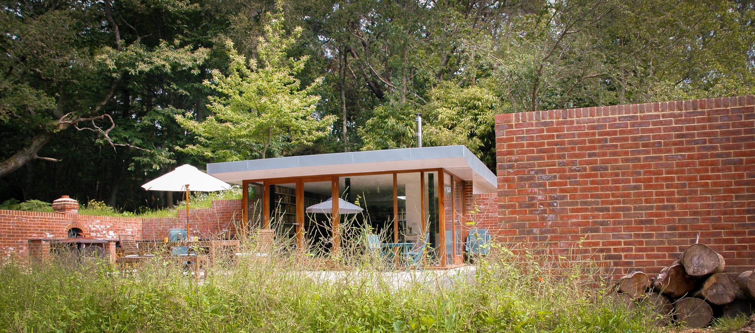 Rackham Library External - MW Architects