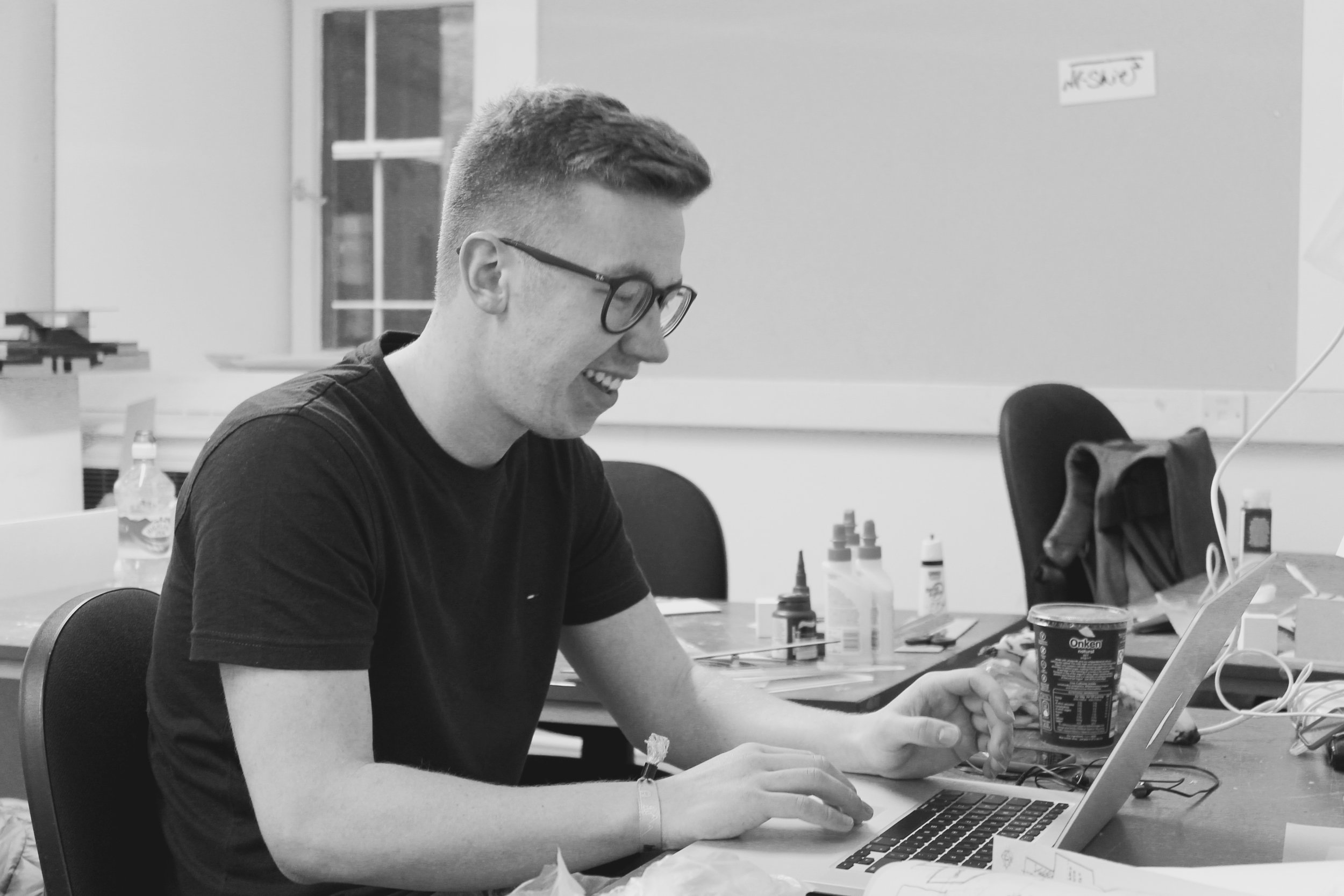 Grant Macgregor // Part 1 Architectural Assistant      Grant is currently studying at the university of edinburgh in order to gain his MA Architecture Degree and RIBA Part 1.