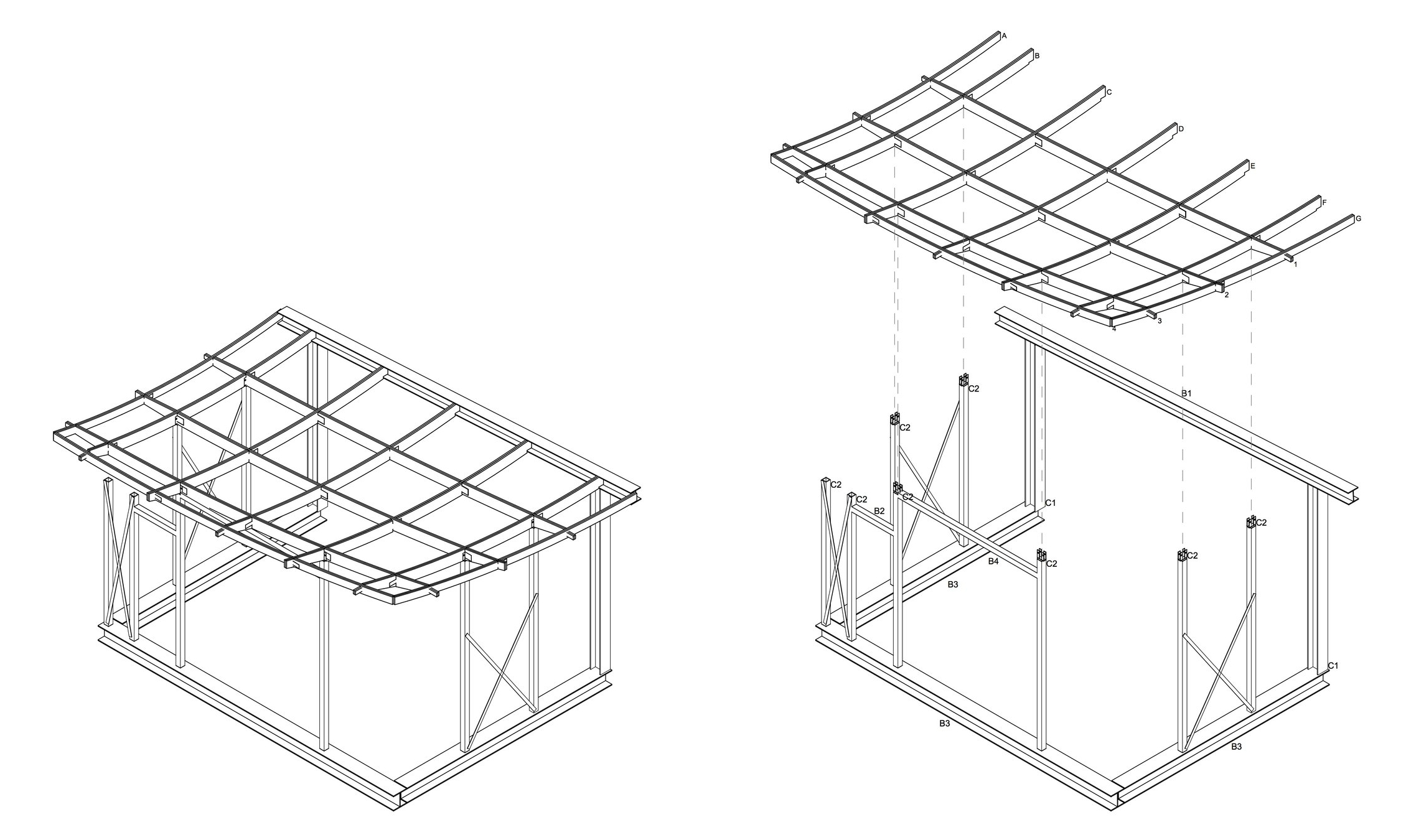 """How we developed an innovative roof construction method"" - Independent Place - MW Architects"