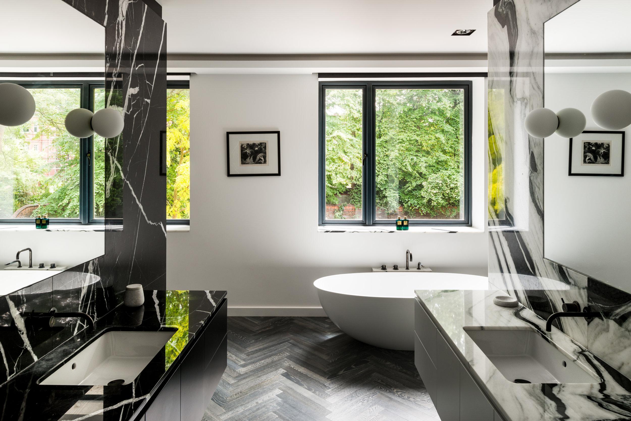 Luxury Master Suite - MW Architects
