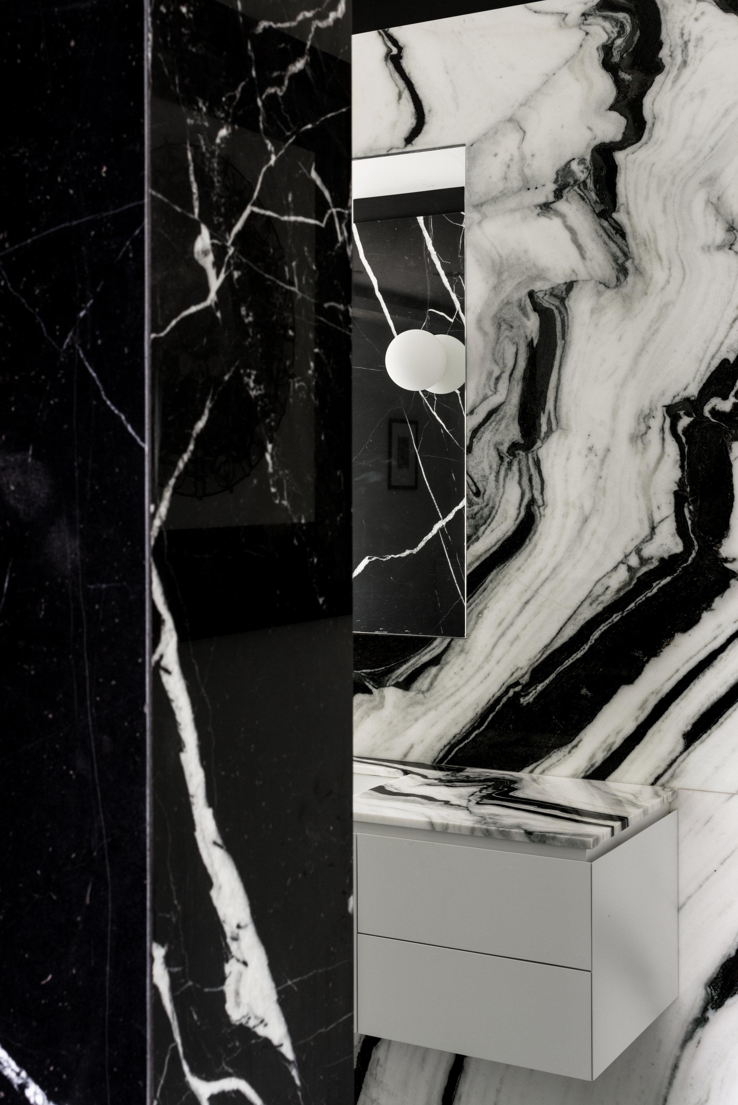 Luxury Marble - MW Architects