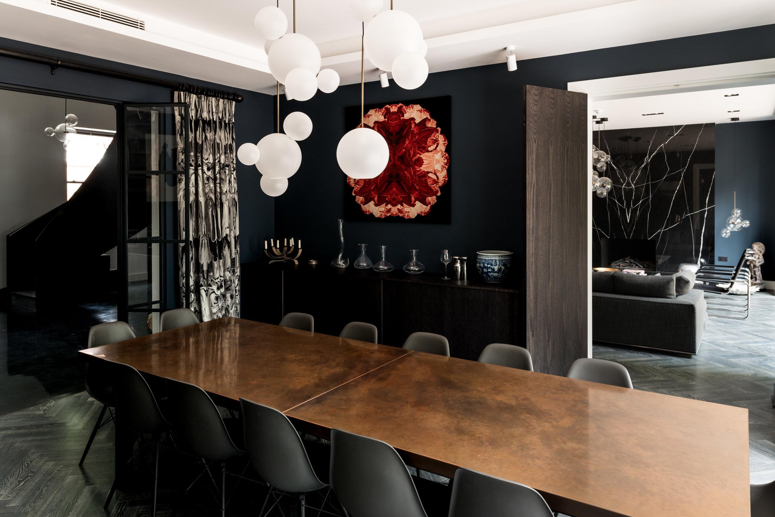 LG Dining - MW Architects