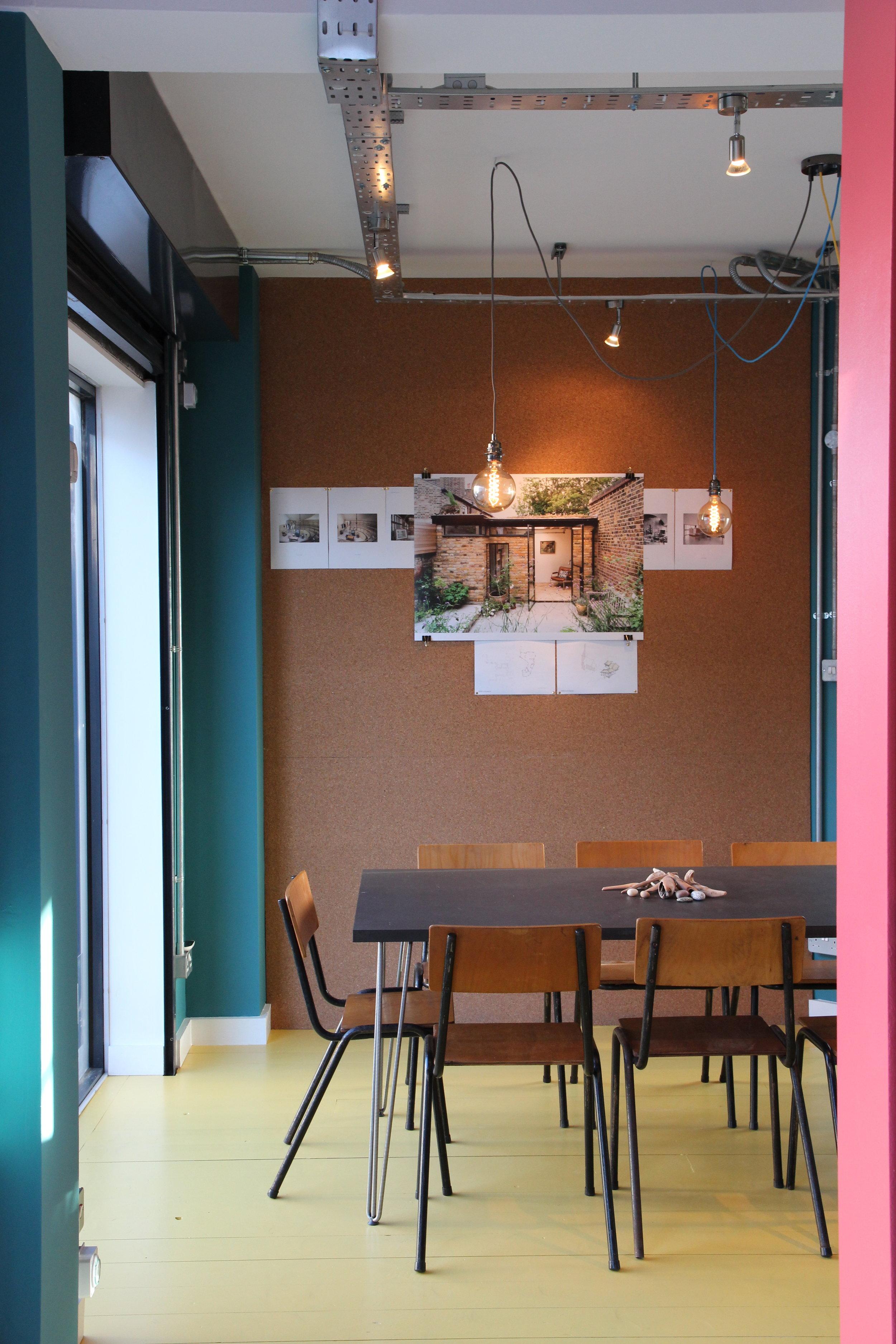 Meeting Table MW Architects studio