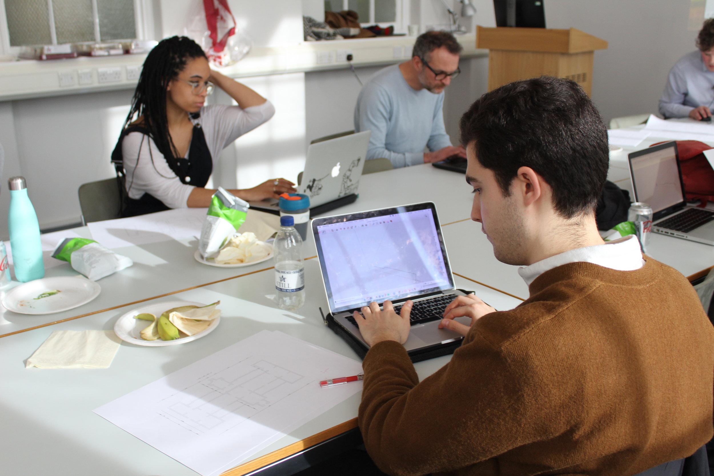 MW Architects - DAHRG Workshop