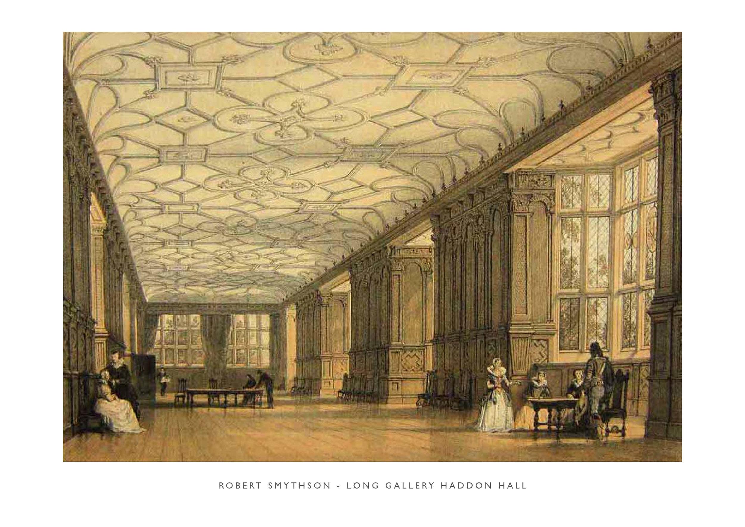 Smythson - Haddon Hall (Slide 5 from MWA Workshop at Courtauld)