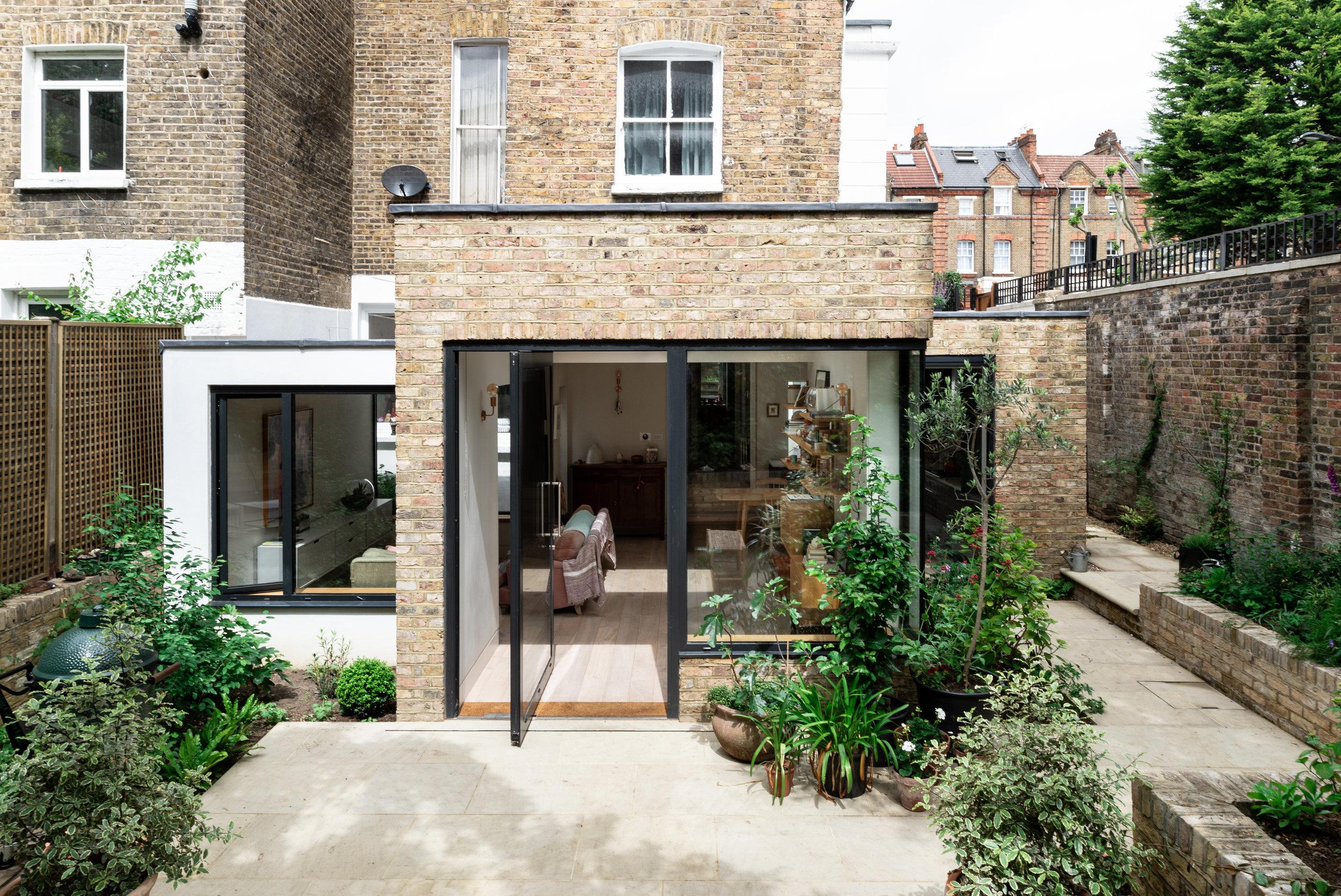 Elgin Avenue Elevation - MW Architects