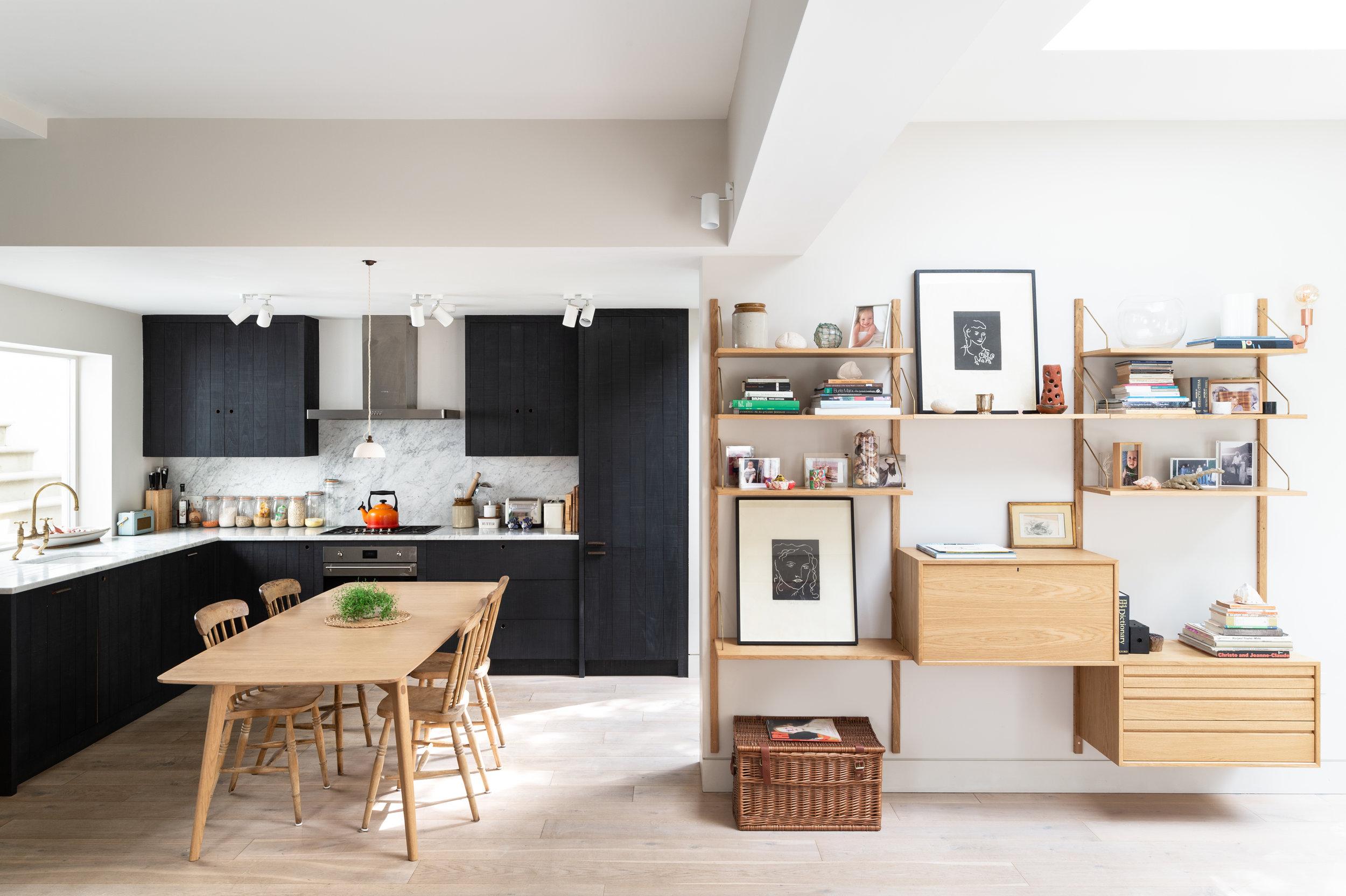 Elgin Avenue Kitchen/Dining - MW Architects