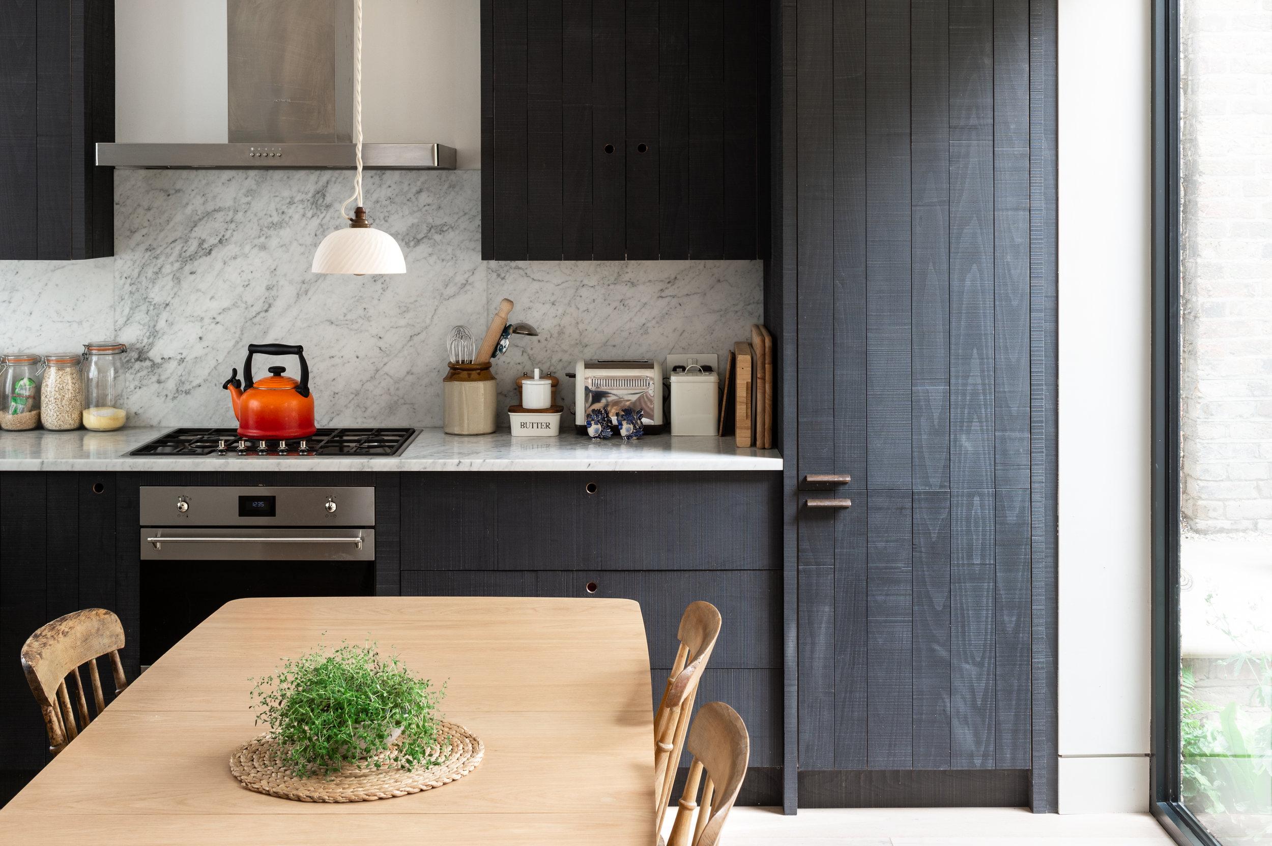 Elgin Avenue Kitchen - MW Architects