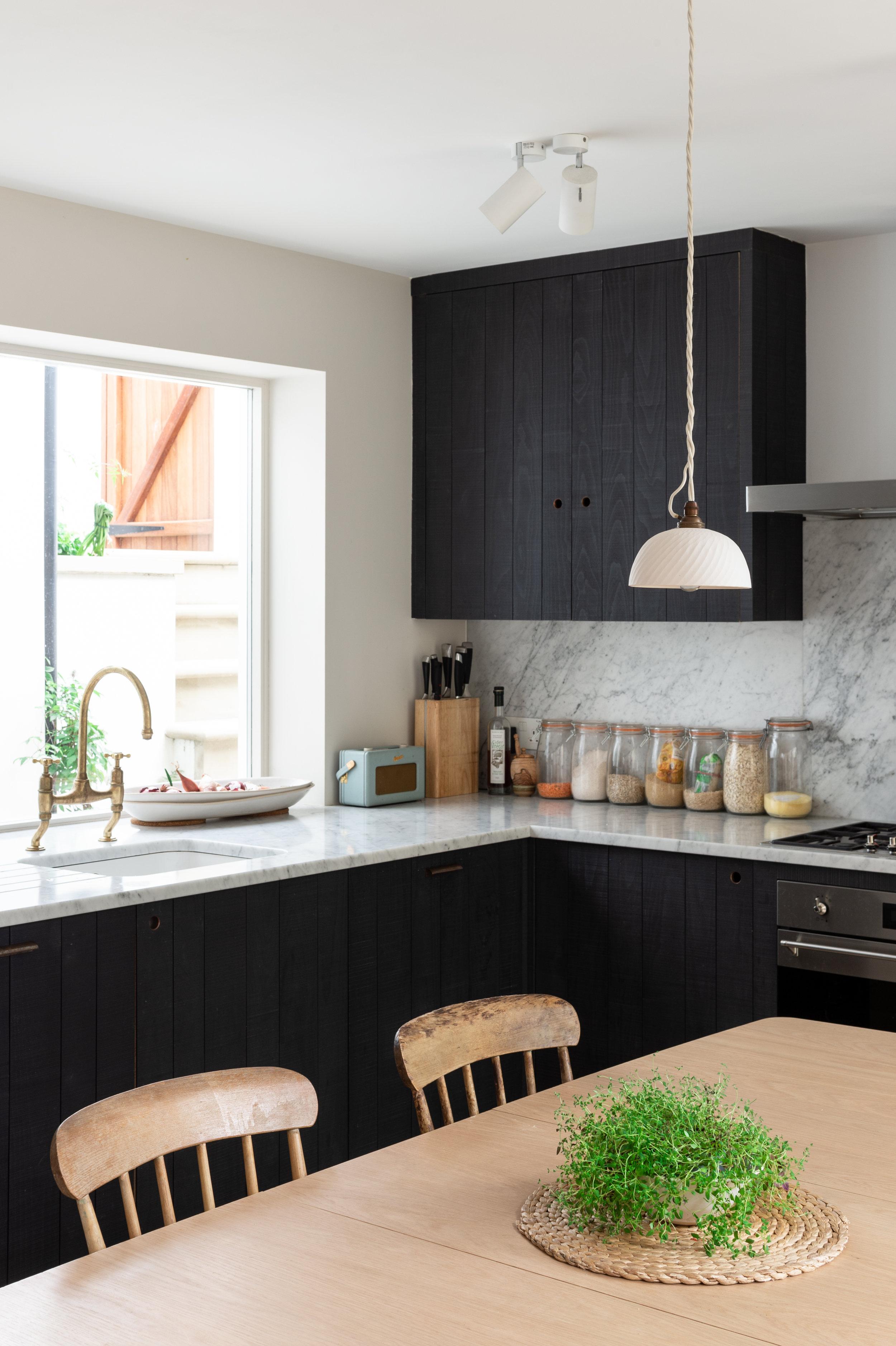 Elgin Avenue Kitchen Sink - MW Architects
