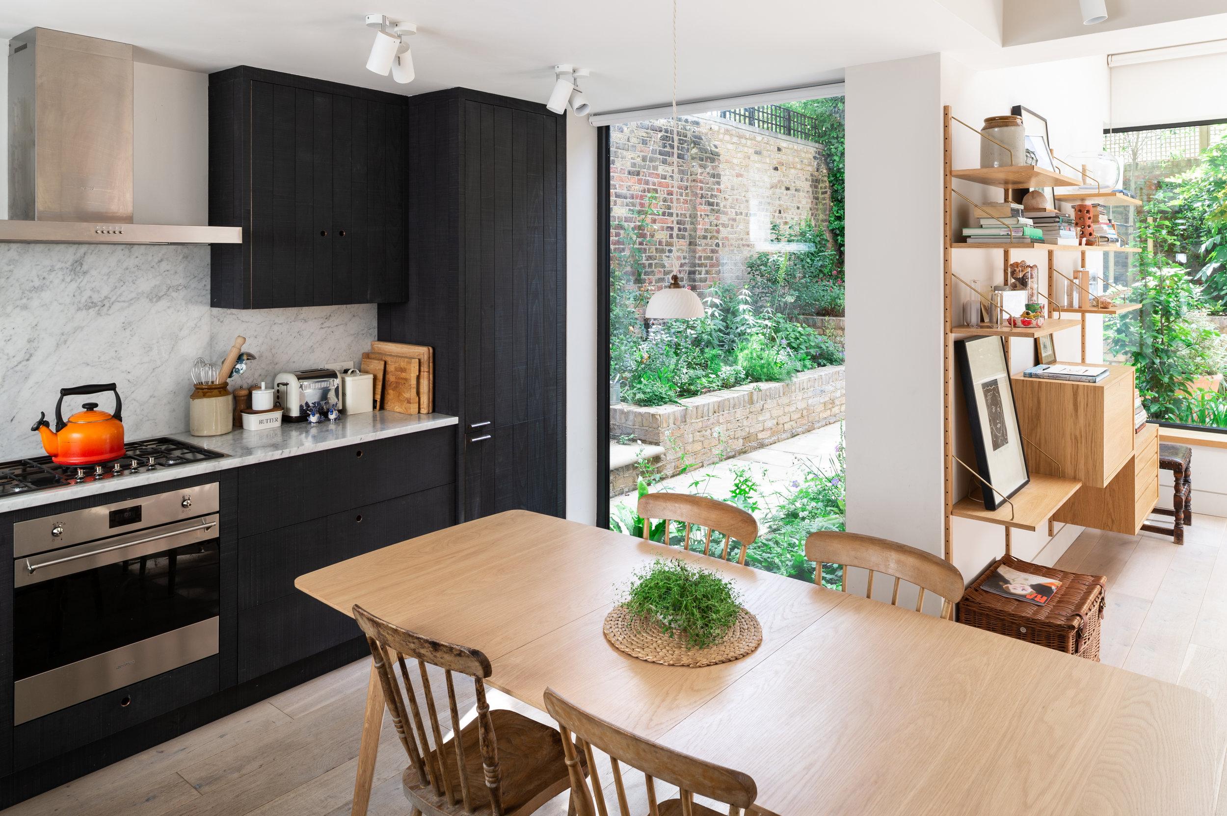 Elgin Avenue Kitchen / Dining - MW Architects