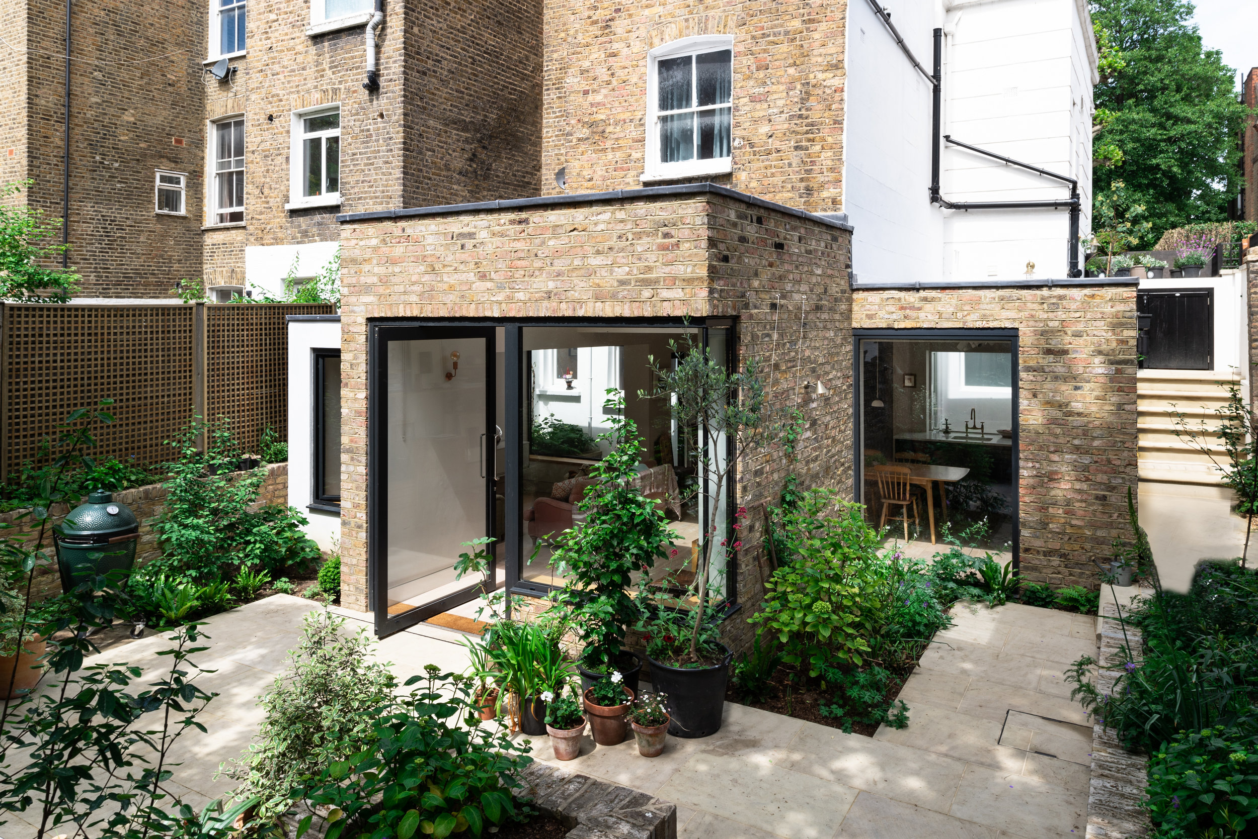 Elgin Avenue Sunken Garden - MW Architects