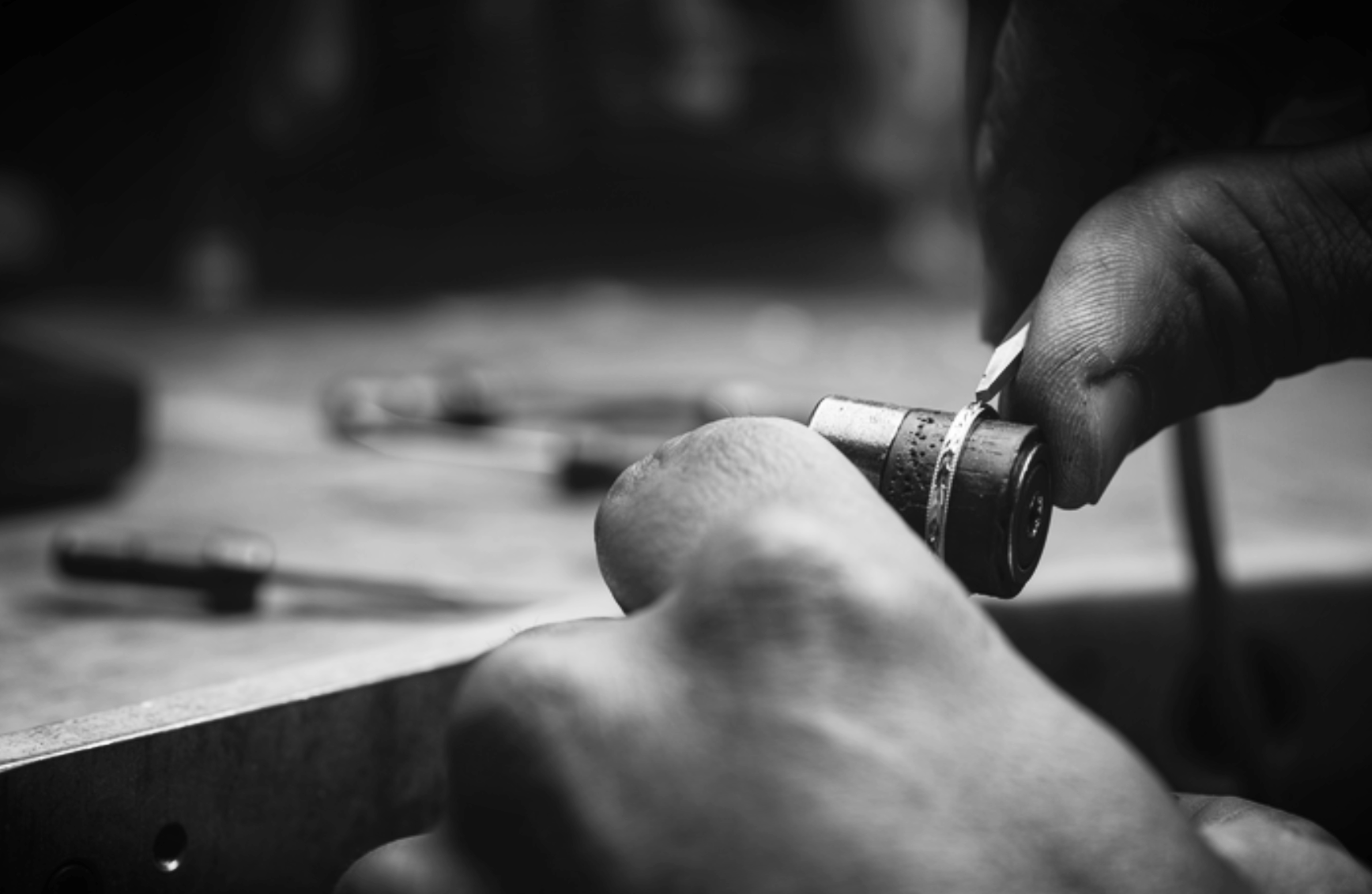 We do it all - We have a full in-house repair department on hand to repair, restore, or refurbish any piece of jewelry you have using the latest state of the art tools and technology.Whether you need a simple solder of a broken chain,a ring resized, or a stone mounted in a new ring, we do it all.
