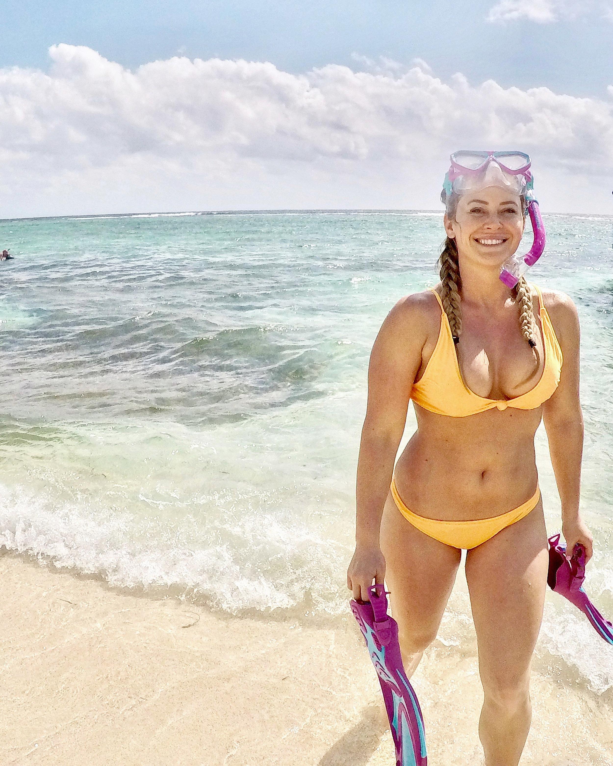 Spott's Beach Snorkeling