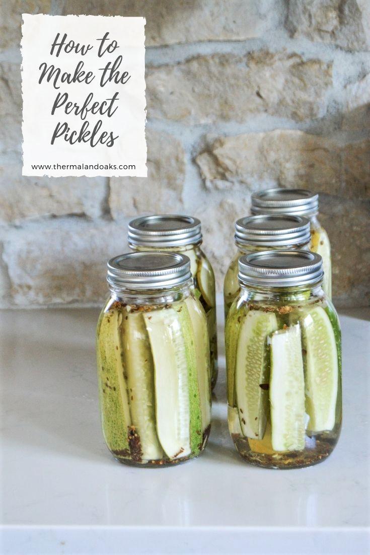 Canning the perfect pickles #canning, #jars, #summercrop, #homesteading, #homesteadinglife, #foodsaving, #pickles, #canningfood, #gardengrown, #farmtofork, #canningrecipes, #brine, #scratchcooking, #homesteadgoals, #jarring, #canningvegetables, #nutrition