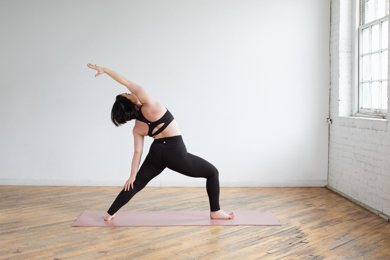 reverse warrior yoga grand rapids michigan