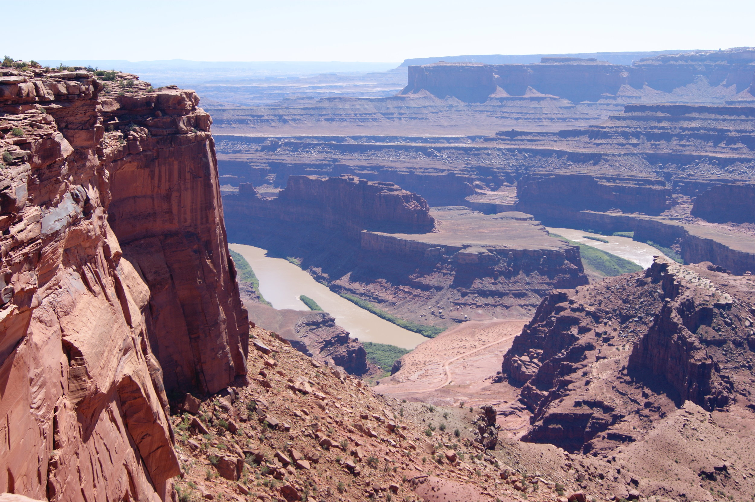 dead horse state park utah travel