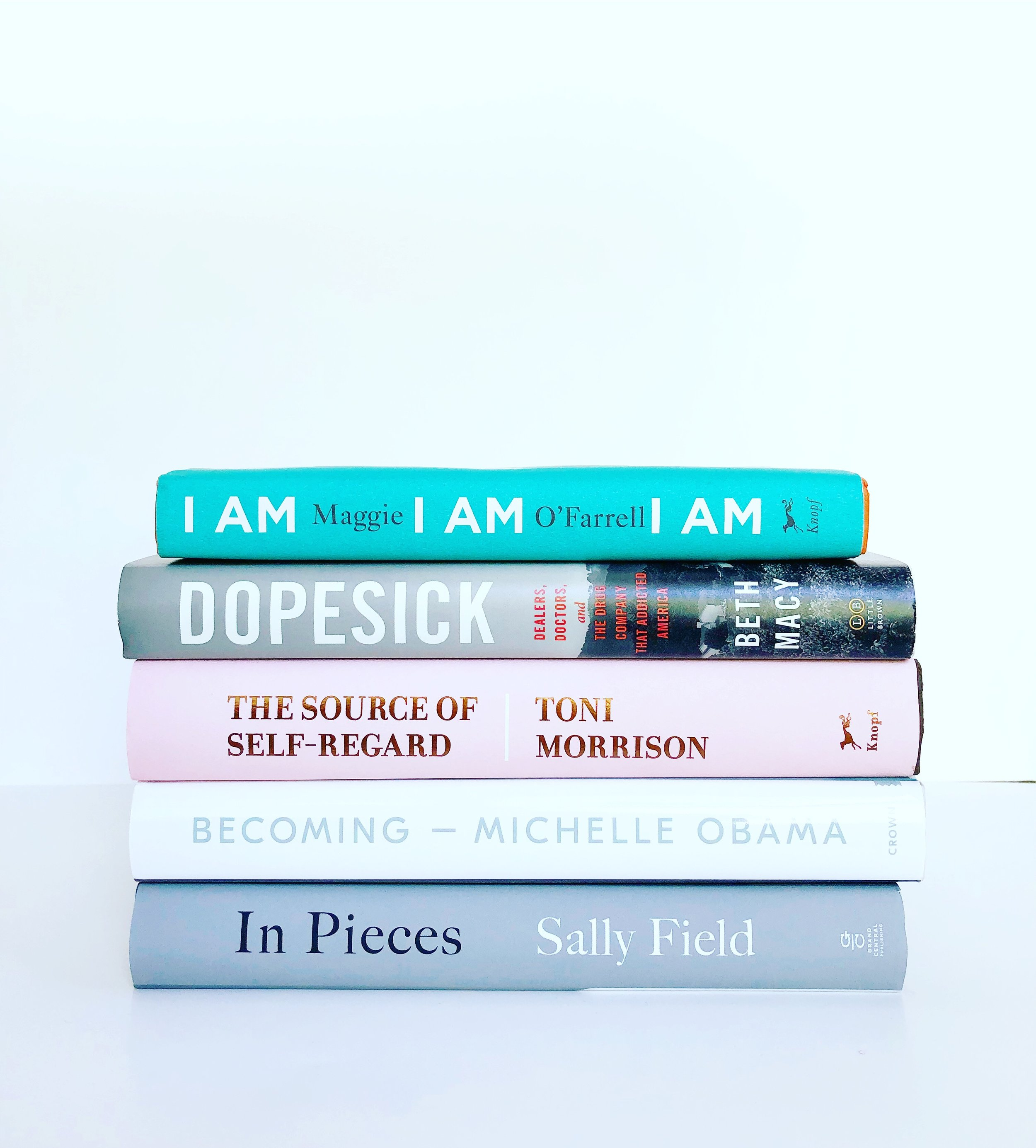 Women's Nonfiction Series - All the latest nonfiction books by women writers covering a variety of subjects and lives.