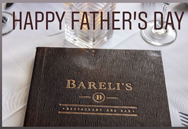 Happy Father's Day to all fathers out there! #barelis #fathersday