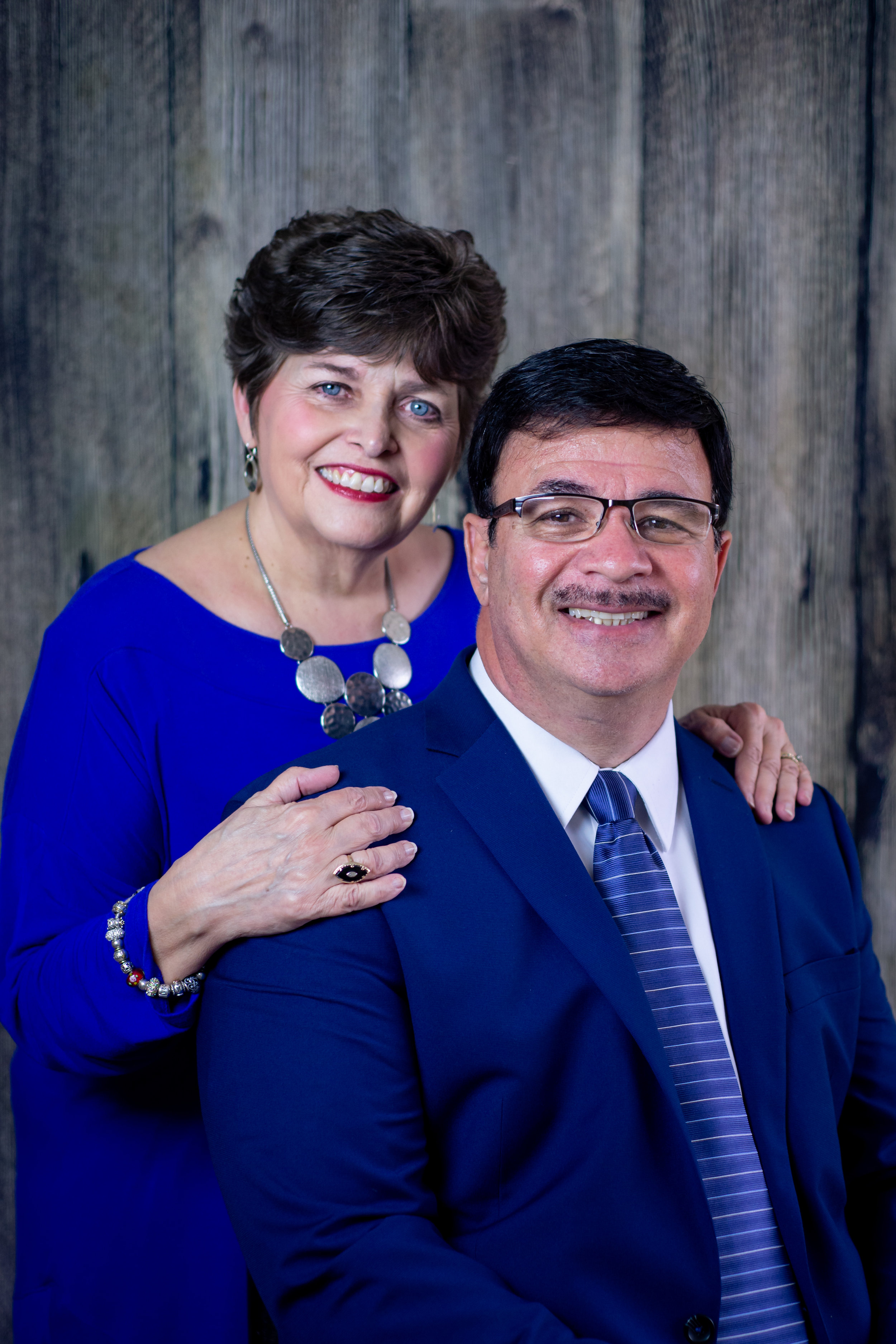 Lead Pastor    Dr. John & Janice Pelonero  New Covenant Church was founded in 1985 under the leadership of Dr. John Pelonero. The Lord led him from West Islip, NY to Gastonia to begin a work where the life-changing presence of God changes and transforms a city. His vision also includes the building of a Bible college, and planting churches locally, and abroad.  Pastor John graduated from Lee College in 1979 with a Bachelor of Arts degree. He obtained his Masters of Divinity in Biblical and Pastoral Studies in 1983 from School of Theology in Cleveland, Tn. In 2010, he received his Doctor of Philosophy in Leadership, Communication, and Administration from Louisiana Baptist University.  Pastor John and Janice Pelonero, serve together as the Senior Pastors of New Covenant Church.