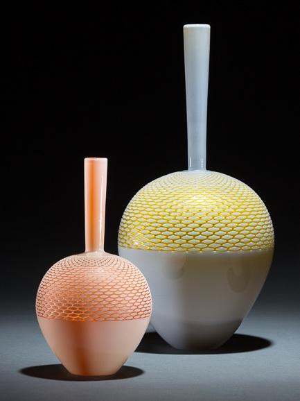 CARRIE GUSTAFSON   - GLASS