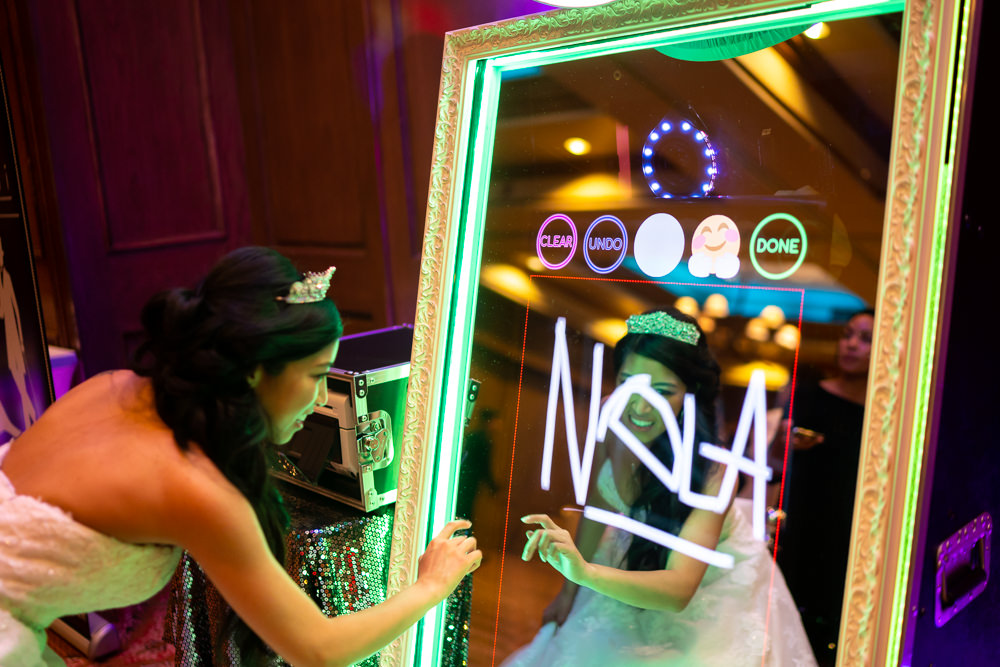 Sign the Mirror! - Custom sign the mirror that will display on your prints!