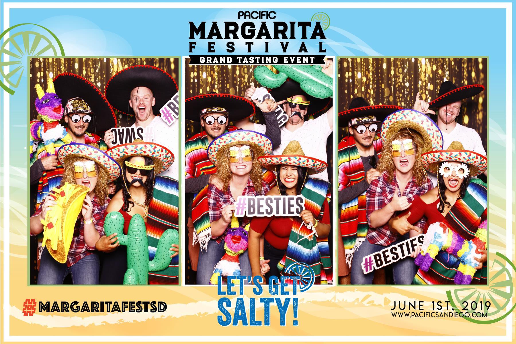 San Diego Magic Mirror Margarita Fest Pacific San Diego