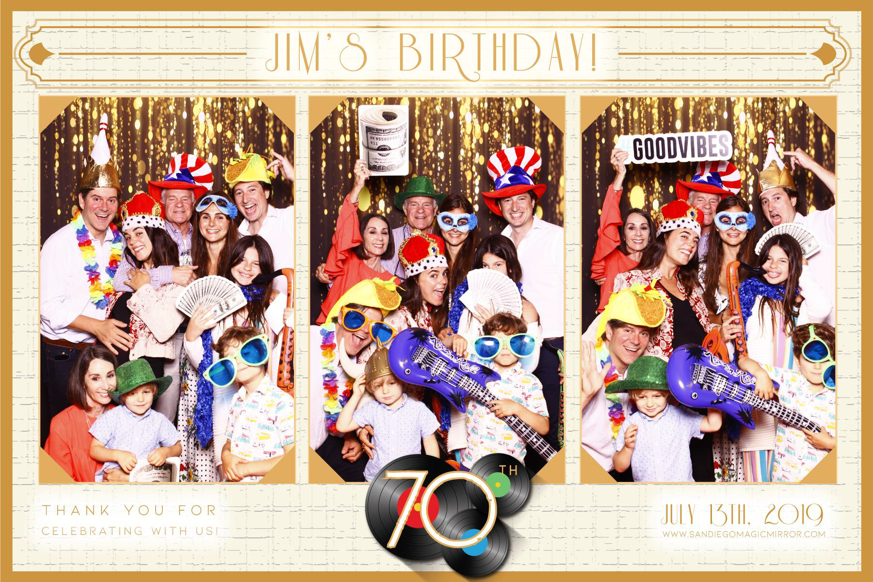 Unique magic mirror photo booth rental for weddings, birthday parties, corporate events, quinceanera, bar mitzvah in San Diego, CA