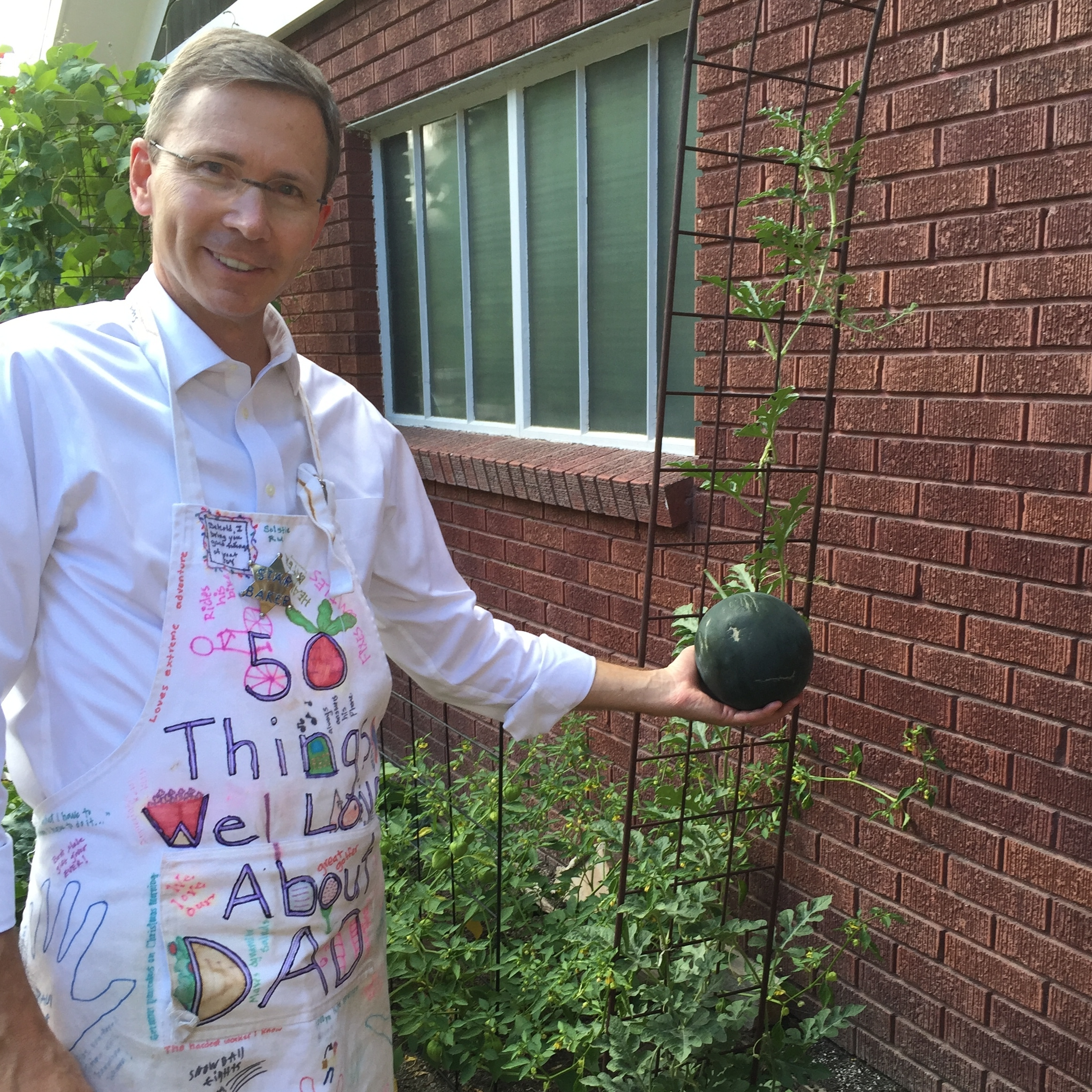 Backyard GardenShare - Become a Collection Point or Courier