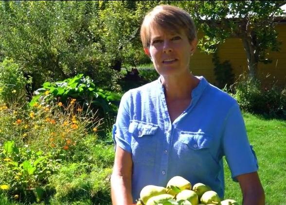Backyard GardenShare - Extraordinary Volunteer Nan Peterson