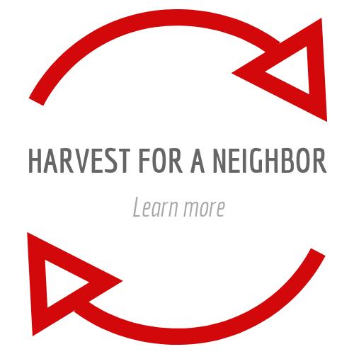 Backyard GardenShare - Help Harvest