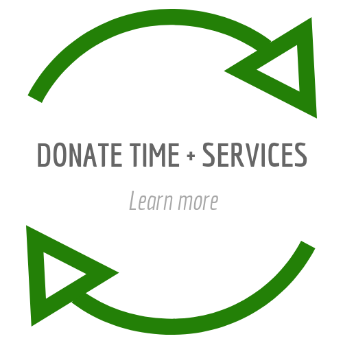 Backyard GardenShare - Donate Time and Services