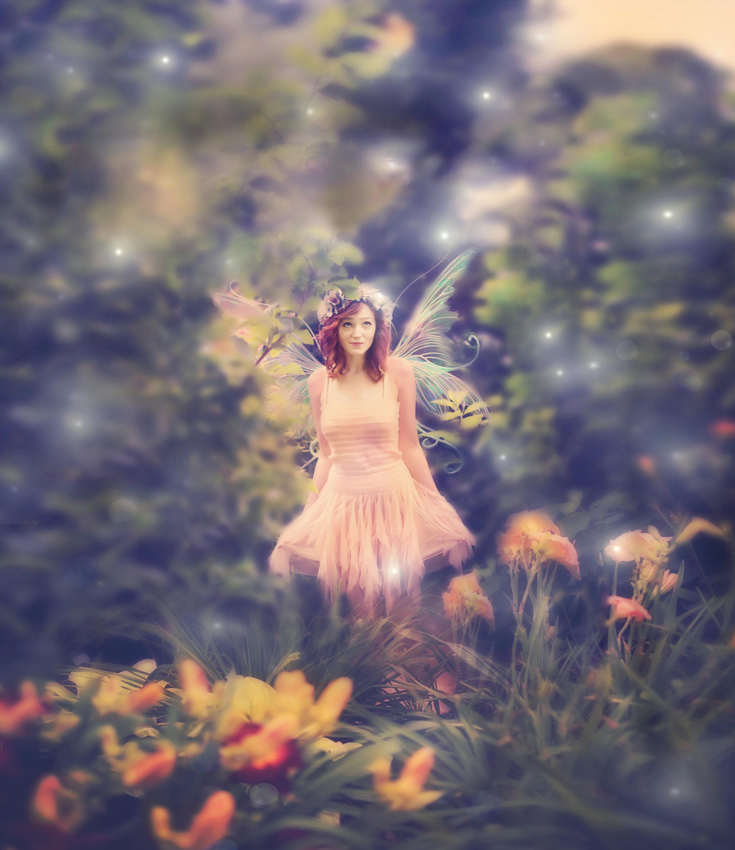 Dreamer Pink Dress Fairy.jpg