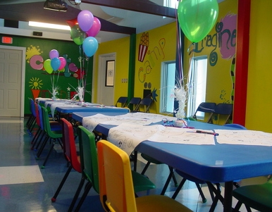 Celebrate your Birthday Party at The Children's Museum of the Treasure Coast! - Call (772) 225-7575 Ext 208 to book today!