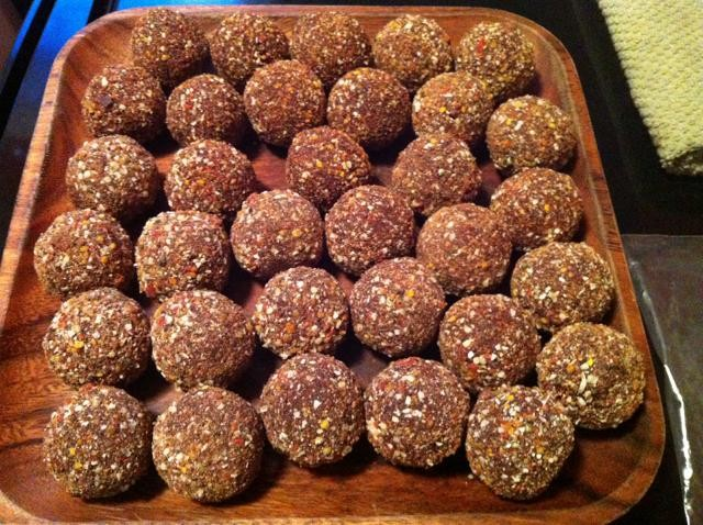 Silvermoon Chocolates - Medicine Balls