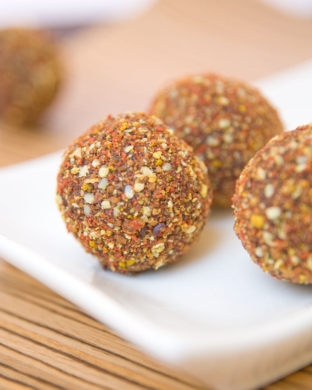 Our Medicine Balls | Superfood Infused Chocolate Bliss!
