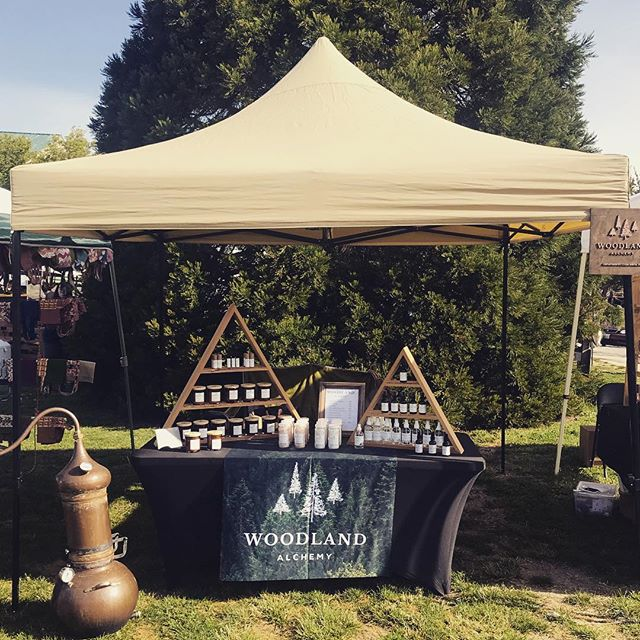 It's a beautiful day on Orcas Island! Come on down to the village green for the first @orcasislandfarmersmarket of the season. We will be here until 3pm today! . . . . #pnwonderland #sanjuanislands #makersgonnamake #orcasisland #steamdistilled
