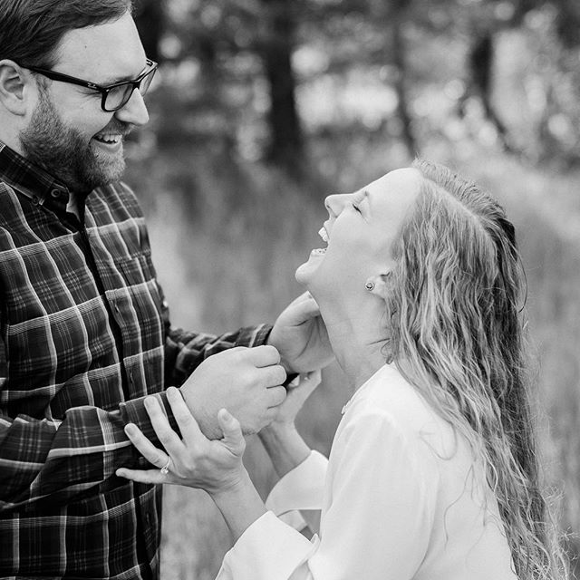 Happy Wedding Day to Justin + Lauren! I think it's going to be pretty incredible with happiness like *this! #katefrankphotography #wibride #wisconsinwedding @laurennjaeger