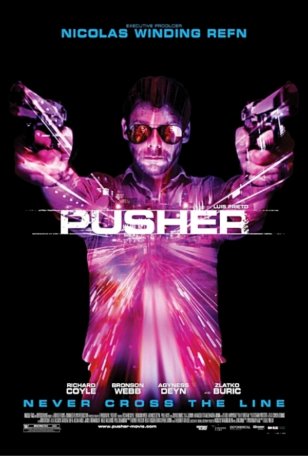 Pusher   Mem takes on the lead role of Hakan in this gritty cult remake.
